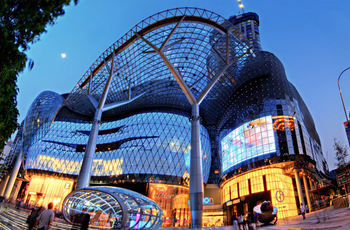 Tour Singapore - Orchard Road