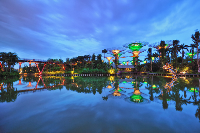 Tour Singapore 30/4: Gardens by the Bay