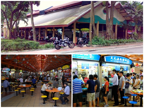 Maxwell Road Hawker Centre 1