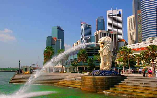 Vẻ đẹp ấn tượng của quốc đảo Singapore