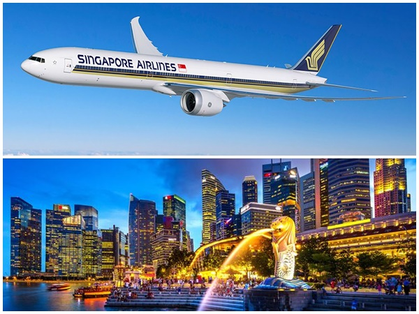 Singapore Airlines 5