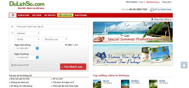Website Dat Phong Khach San 12