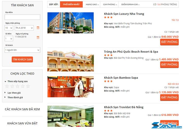 Website Dat Phong Khach San 4