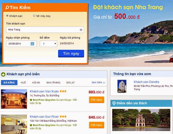 Website Dat Phong Khach San 5