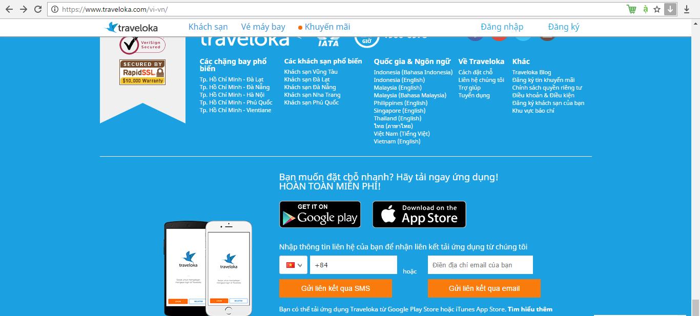 Website Dat Phong Khach San 8