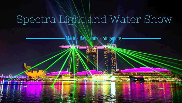 SPECTRA A LIGHT AND WATER SHOW