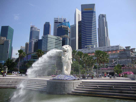 Tour Singapore 4n3d Sentosa Garden By The Bay 1