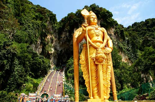 Tour Singapore Malaysia 6n5d Batu