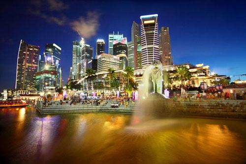 Tour Singapore Malaysia 6n5d Merlion